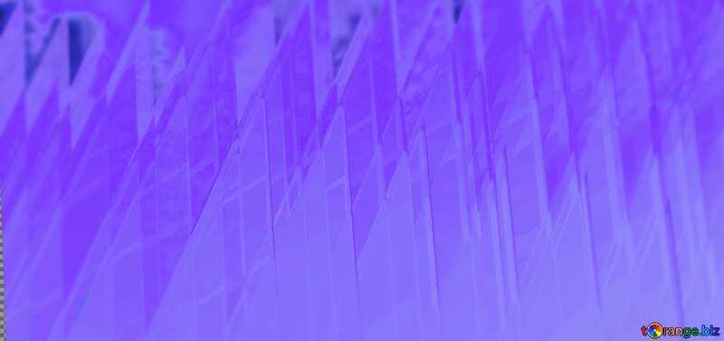 blue futuristic shape.  3D rendering geometric technology illustration. №51526