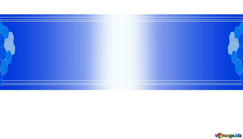 template blue  background №49674