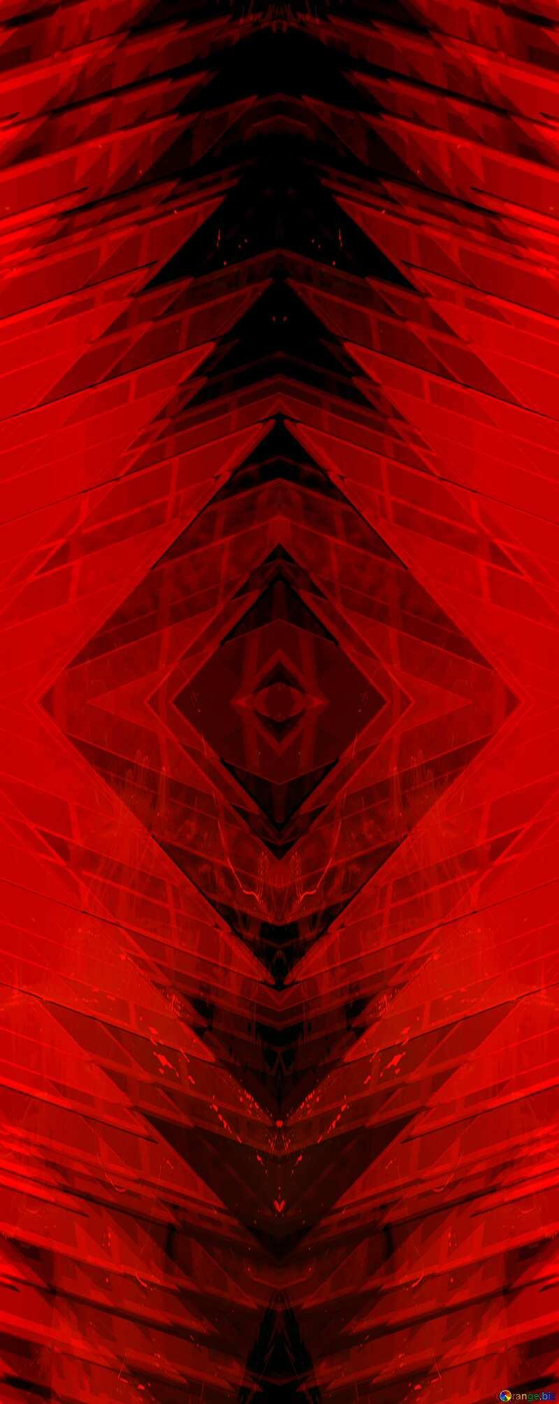 Lights template Red Pattern 3D Shape №51526