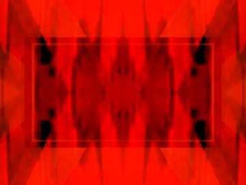 El efecto de la oscuridad. Colores vivos. Fragmento. Marco con un patrón.