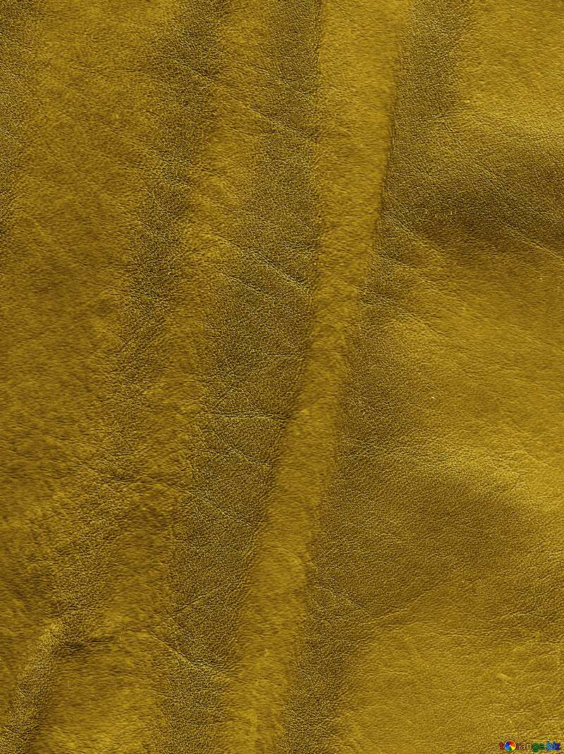 Old leather texture yellow №46552