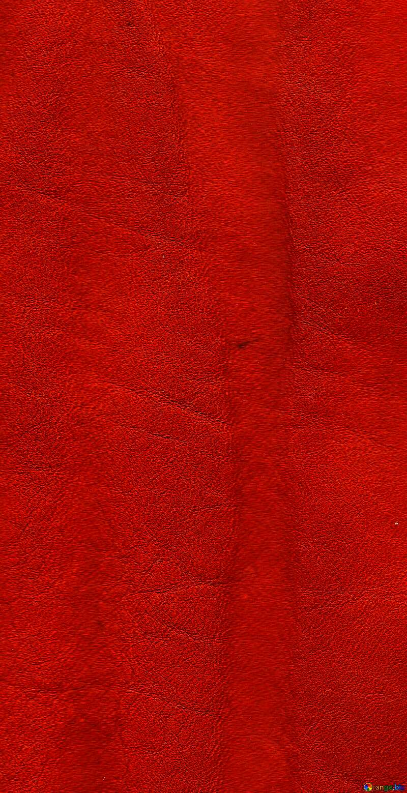 Old leather texture red №46552