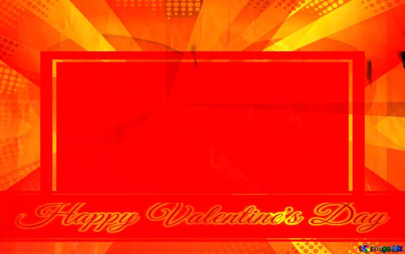 Red futuristic shape. 3D rendering geometric technology illustration. Retro Style Background Card Greeting Valentine`s Day Happ powerpoint website infographic template banner layout design responsive brochure business №51526