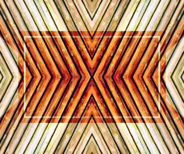 The effect of hard light. Very Vivid Colours. Fragment. Frame Pattern.