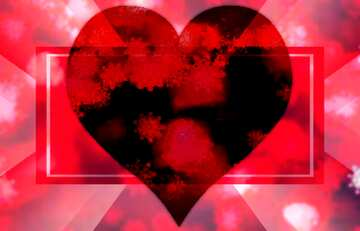 Die Wirkung von Licht. lebendige Farben. Bruchstück. Liebe Hintergrund.