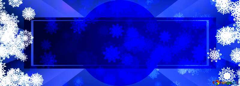 Download free picture Blue Christmas background powerpoint ...
