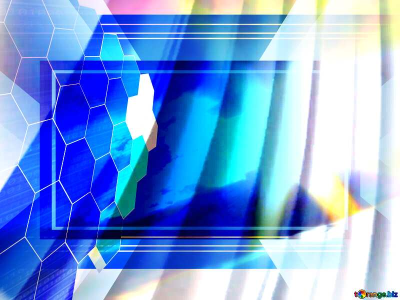 Sheets of paper Tech business information presentation template Layout Website Design frame №27384