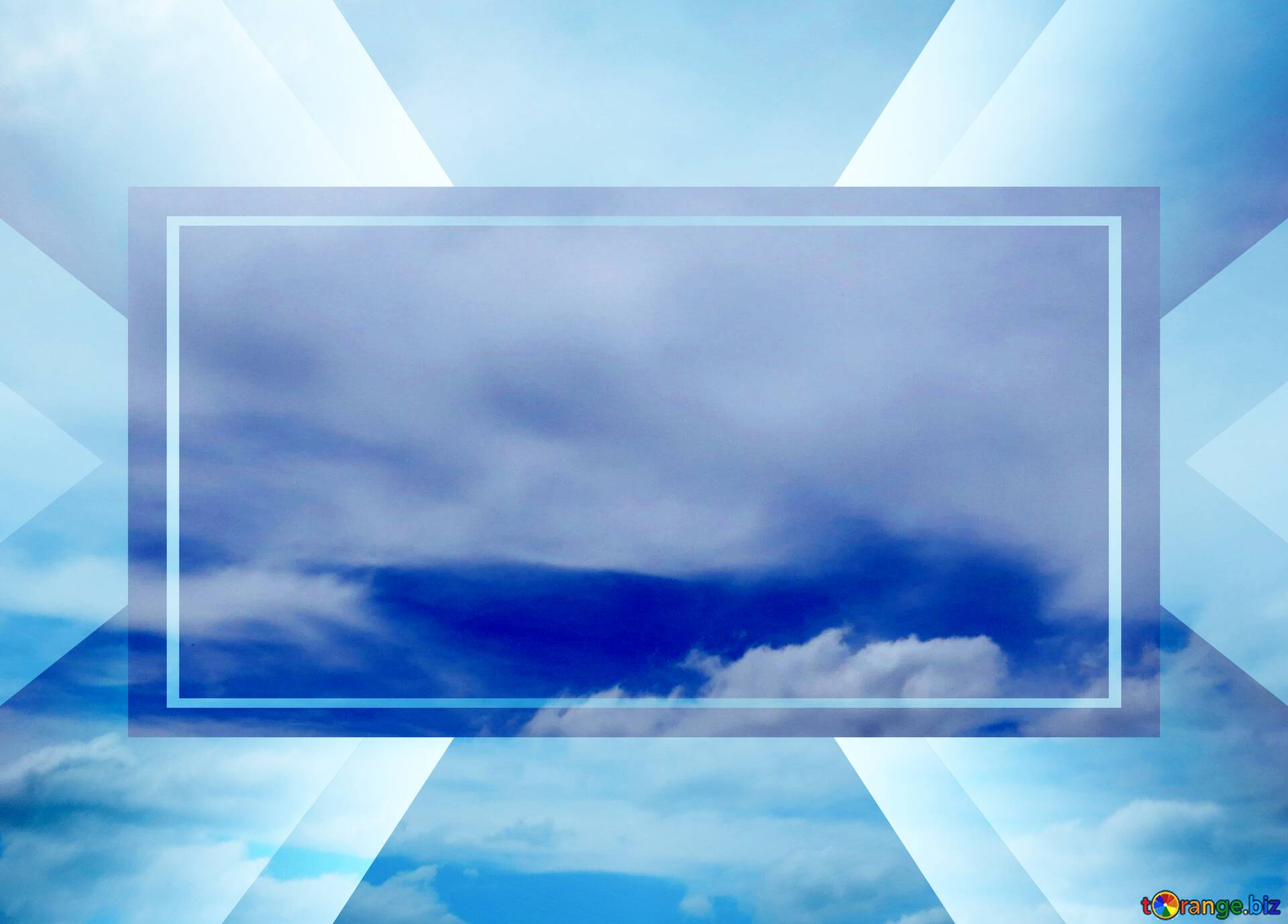 Download free picture sky background powerpoint website ...