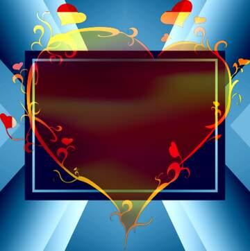 L'effetto del molto buio. Colori chiari. L'immagine del modello con il cuore.