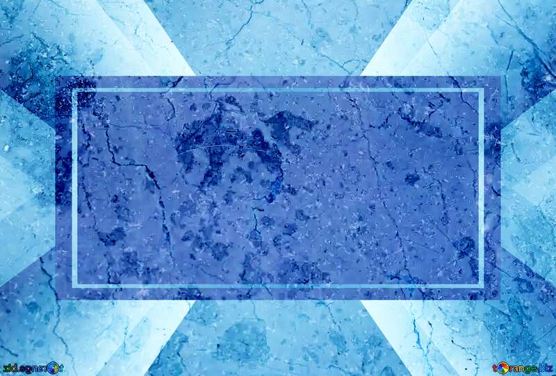 Texture of polished stone blue №26996