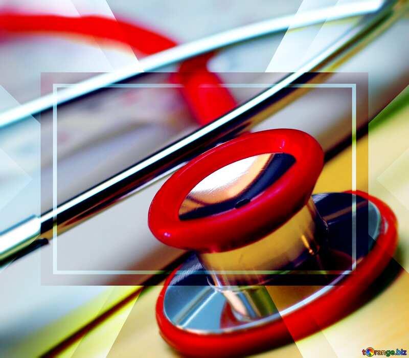Modern Doctor powerpoint website infographic template banner layout design responsive brochure business №19742