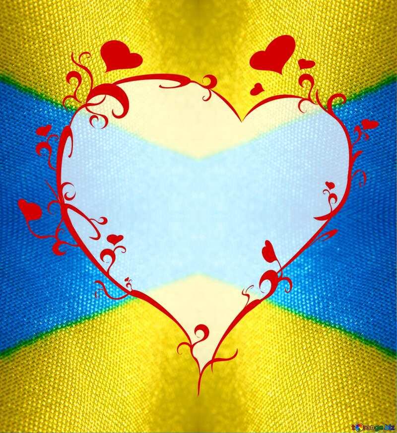 Background Love Ukrainian №36245