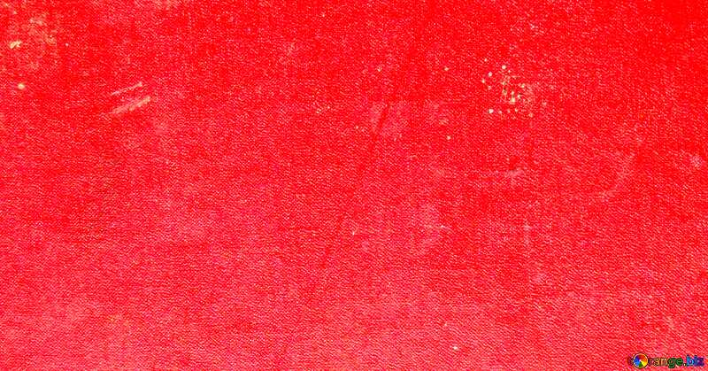 Cover. The texture of the old red folder. №32998