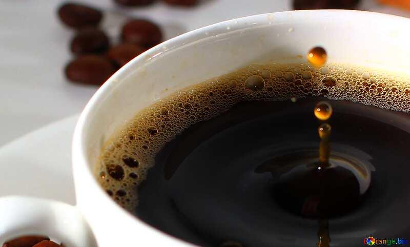 drop of coffee №30848