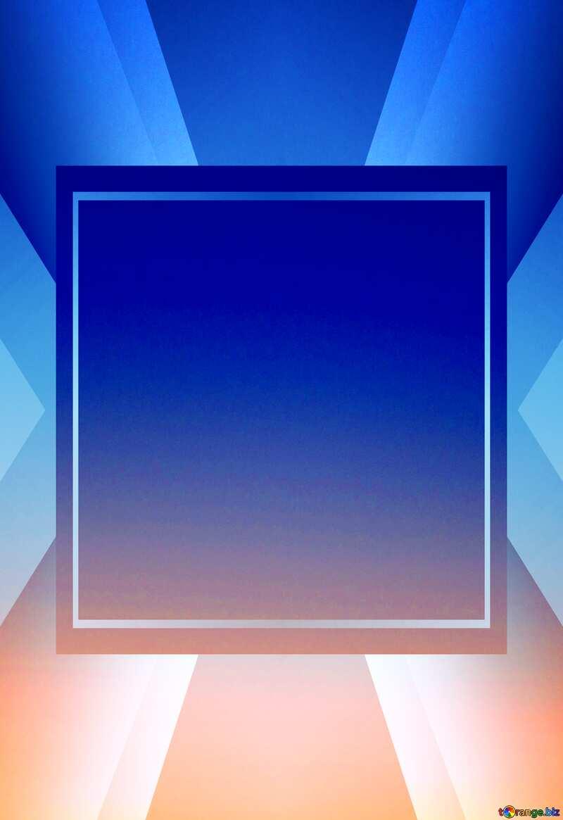 Design Background Banner Gradient Infographic Powerpoint Responsive Template №16062