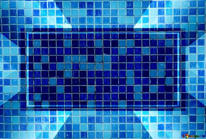 Mosaic Tiles Website Powerpoint Responsive Template №12763