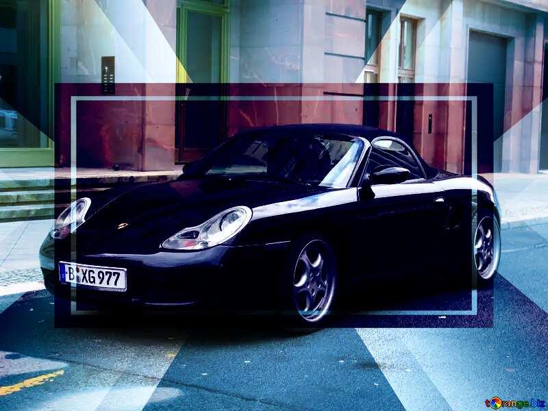 Porsche Infographic Template №12120