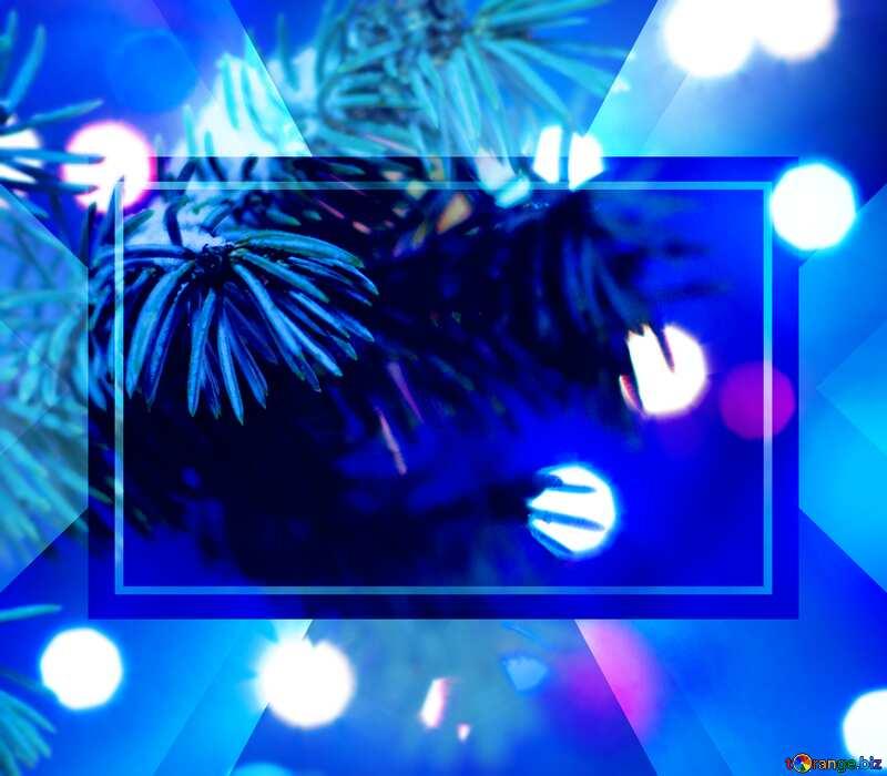 Christmas Tree Infographic Template №15316