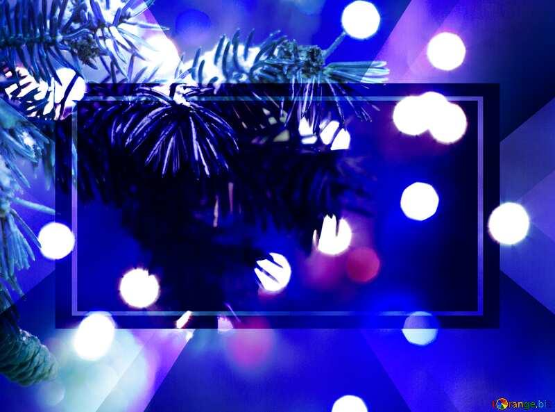 Christmas Tree Template №15316