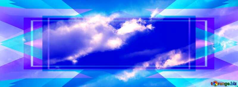 Autumn Clouds Template №3525