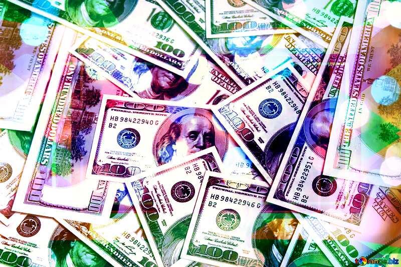 Dollars Template №1507