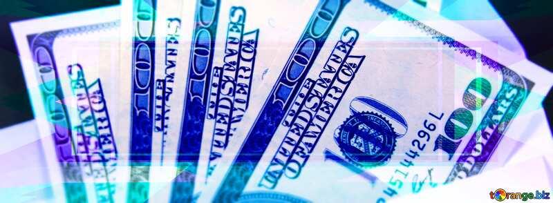 Dollars Money Template №4713