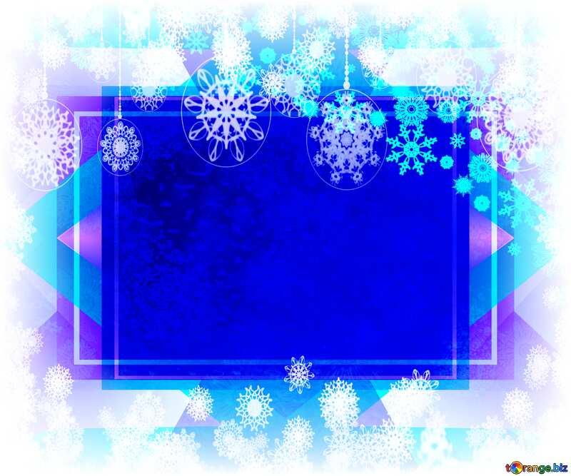 Christmas frame business design №40659