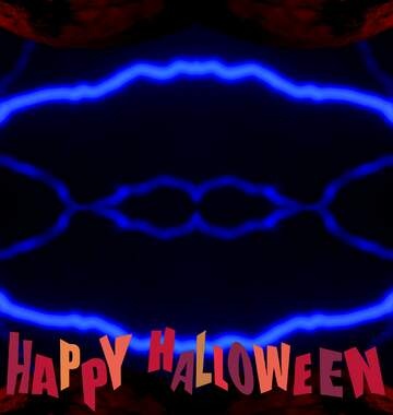 The effect of light. Vivid Colors. Fragment. Pattern. Happy halloween.