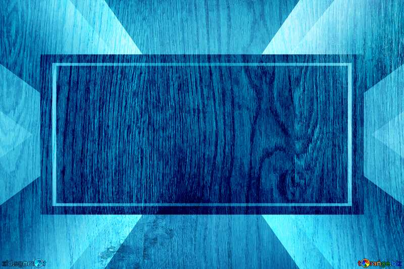 blue box texture Wood №42298