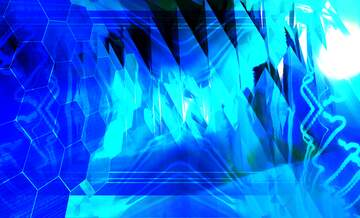 pattern light mosaic Concept Abstract Background Business Tech