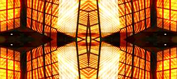 The effect of light. Very Vivid Colours. Fragment. Frame Pattern.