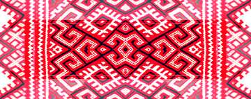 Vivid Colors. Fragment. Pattern.