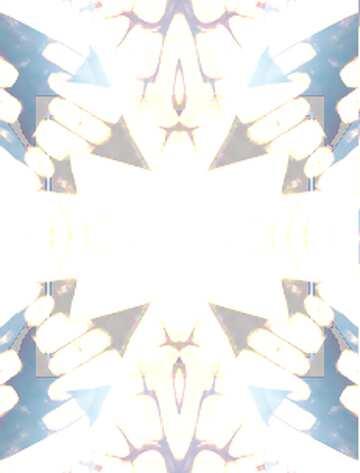 Fragment. Pattern.