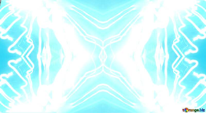 Light blue  pattern background №275
