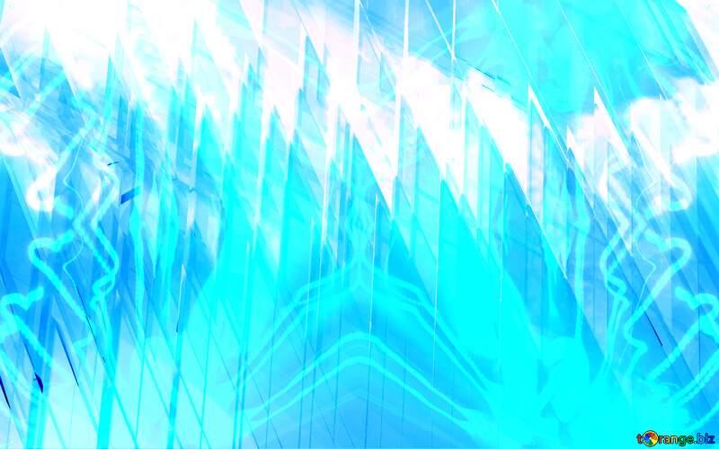 pattern light mosaic Geometric Illustration blue №51526
