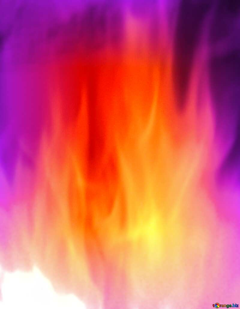 Background. Fire Wall. blur frame colors №9546