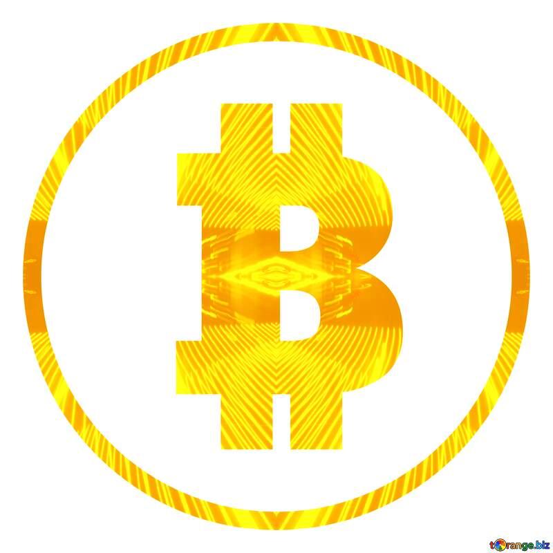 Bitcoin lights lines template №49602