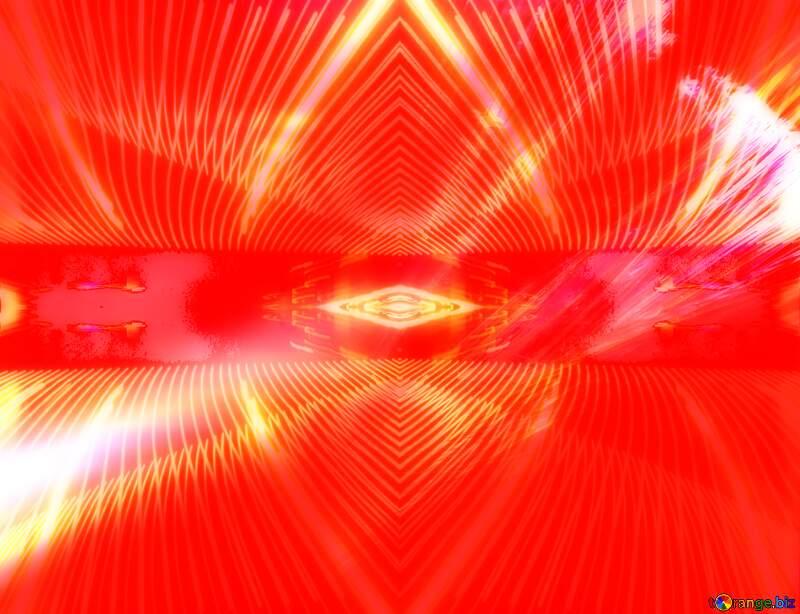 Lights fractal background space  soft pattern lines №25870