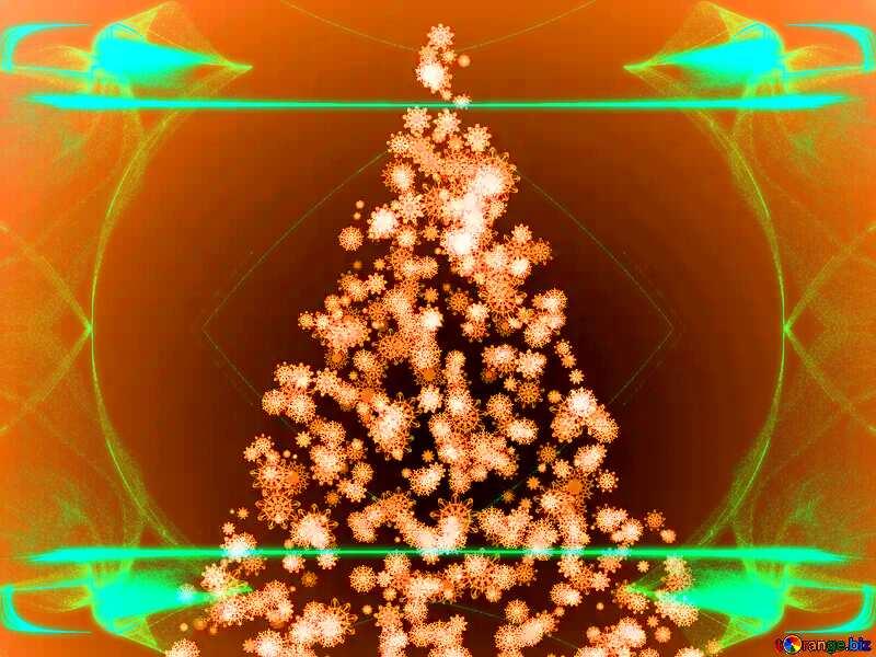 Snow futuristic background. magic Christmas eve snowfall. White snowflakes background. №40736