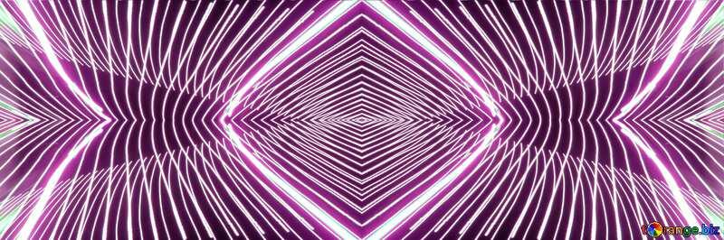Lights lines curves pattern №32076