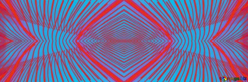 Lights lines curves pattern geometric №32076