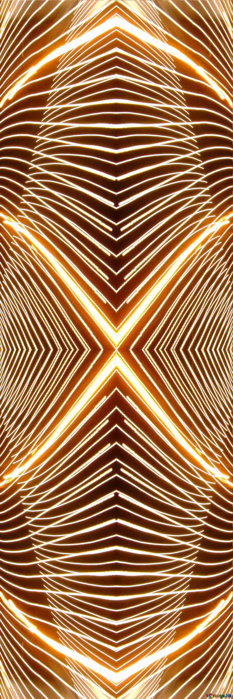 Lights lines curves vertical  pattern №32076
