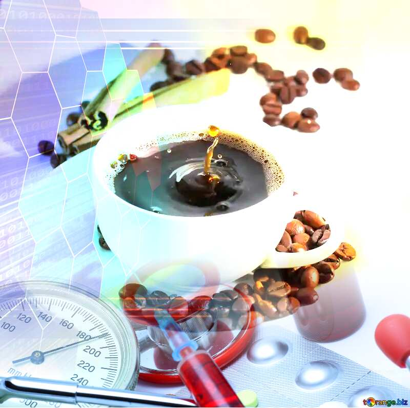 coffee information medicine №30851