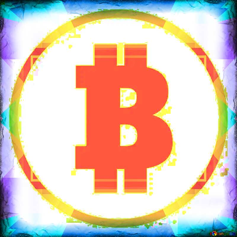 Bitcoin frame template №49602