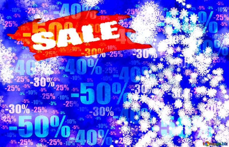 Background frame Christmas Hot Sale Store discount dark background. №40703