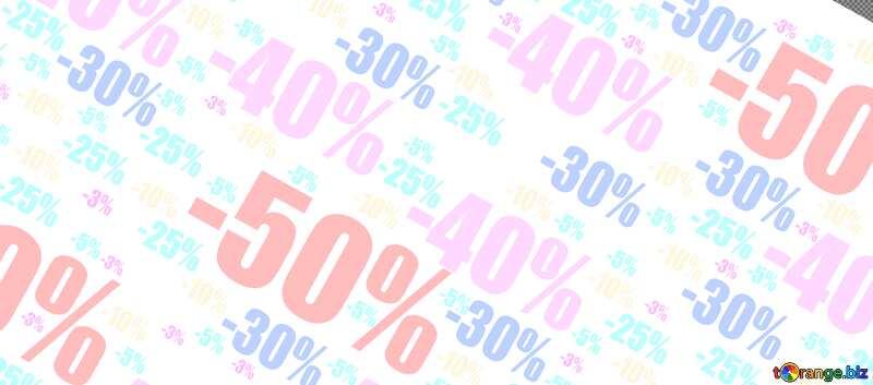 Shop discount background. №51545