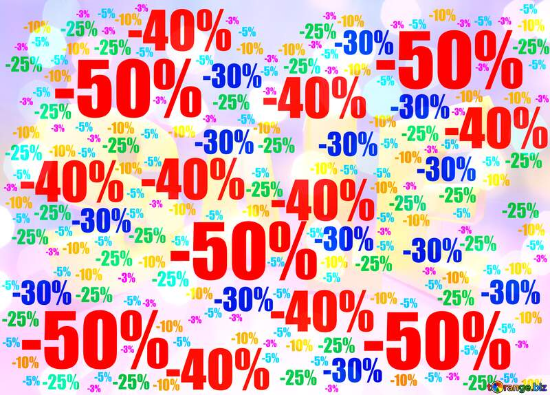 Store discount background. Christmas sales №51545