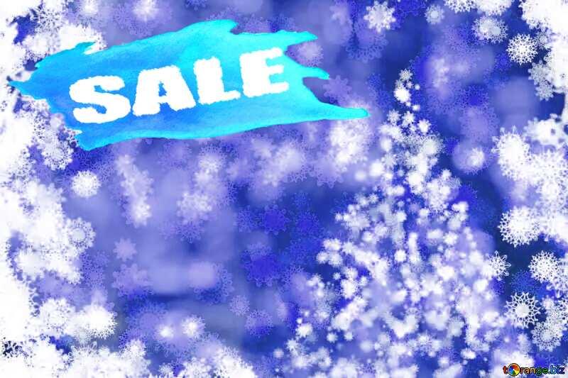 Background Christmas Sale №40703