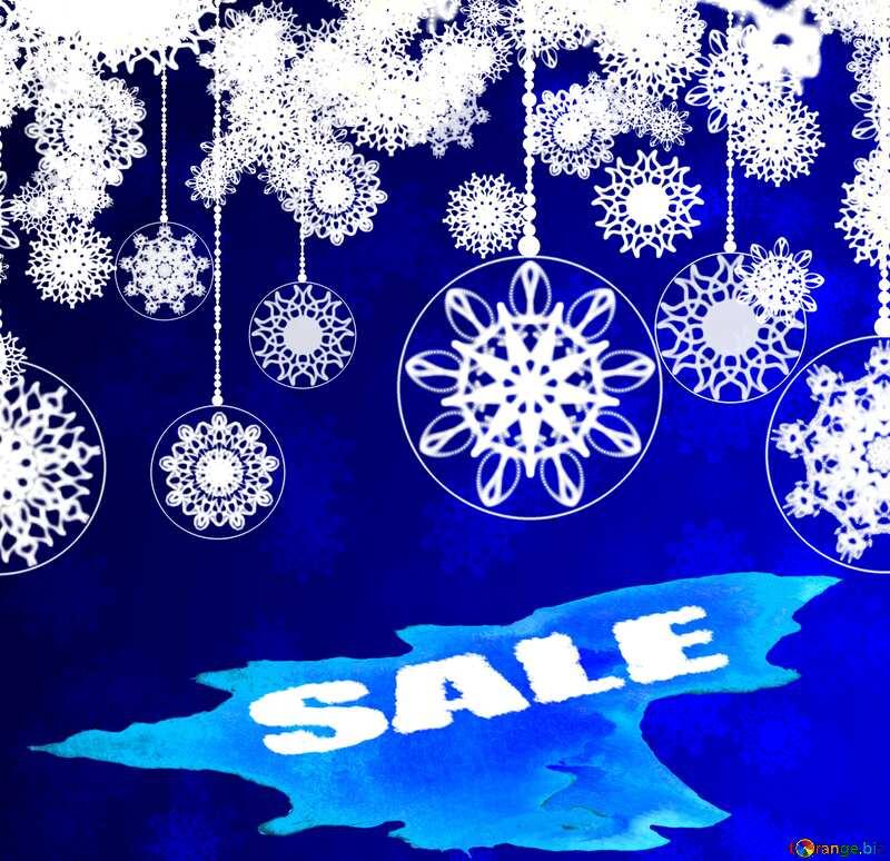 Clipart Christmas Sale №40711