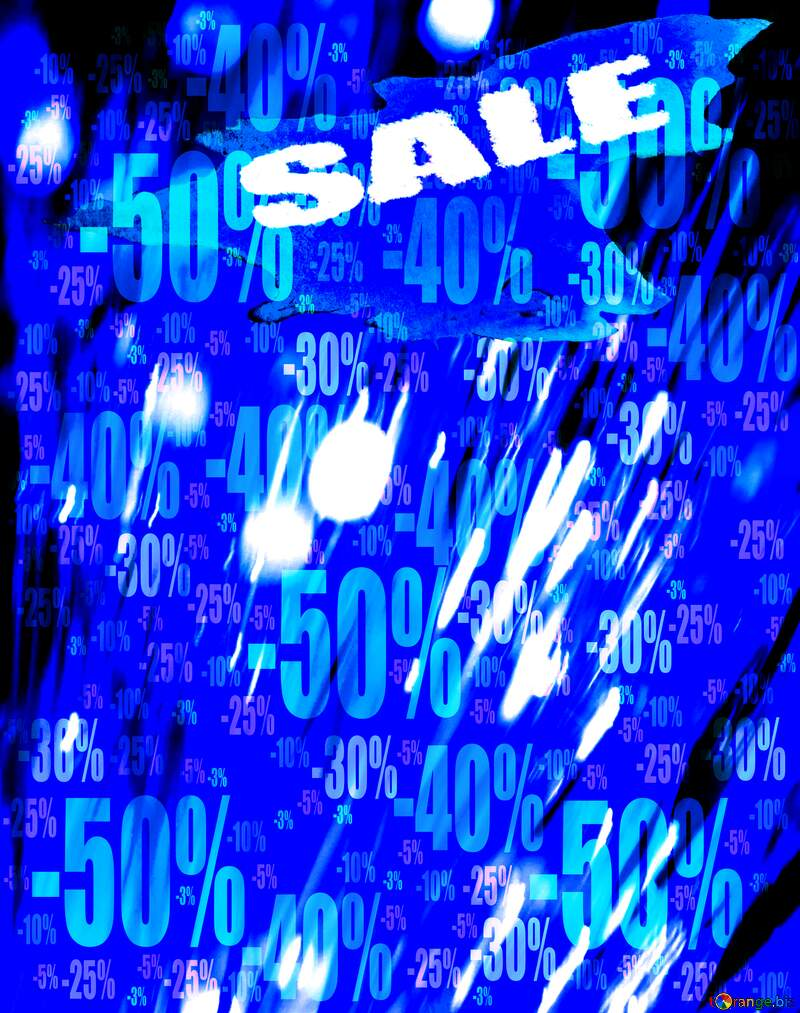 winter sale banner template design background Lights Reflections Store discount dark background. №41330